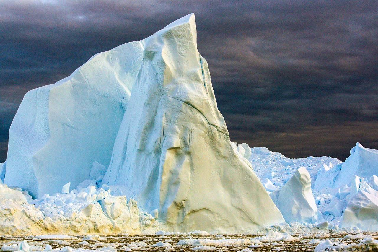 Ilulissat; Greenland