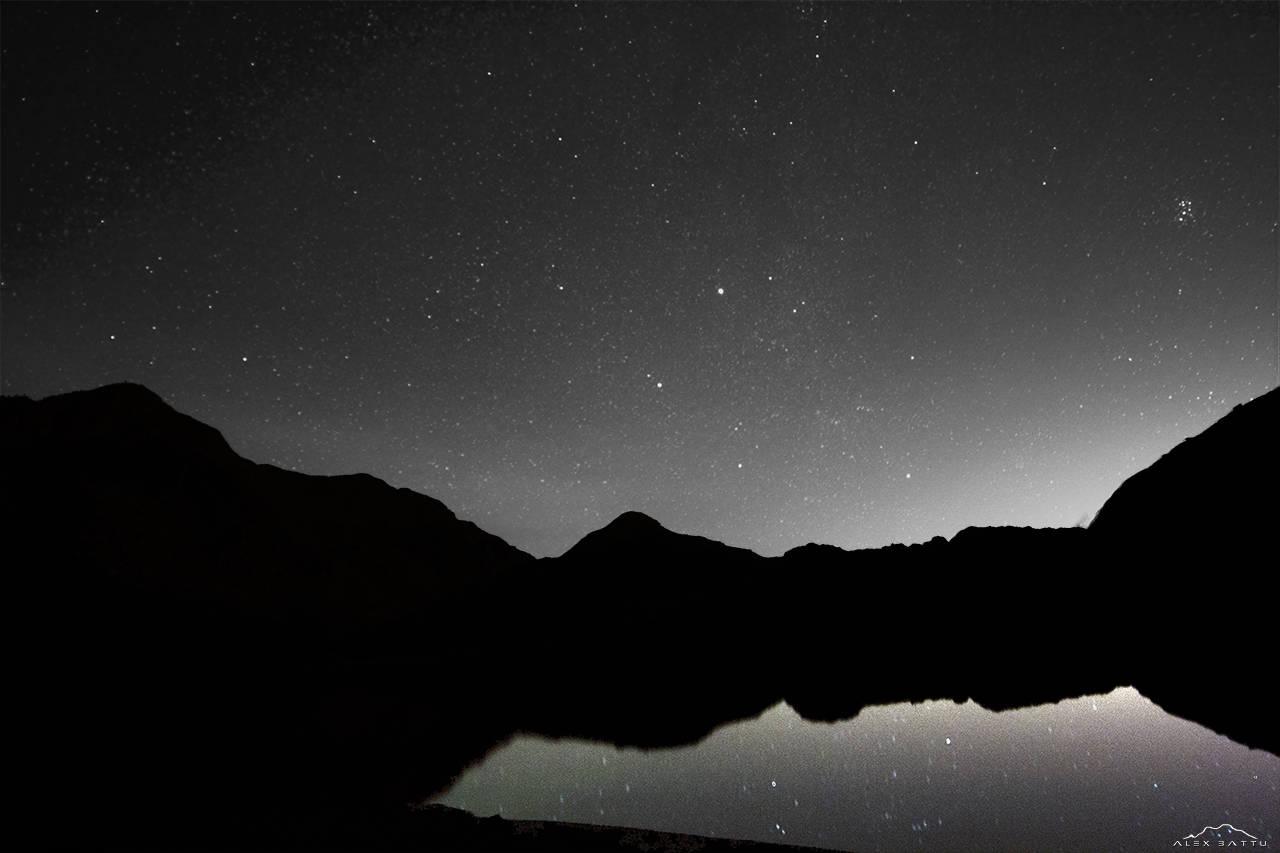 Mucrone Lake