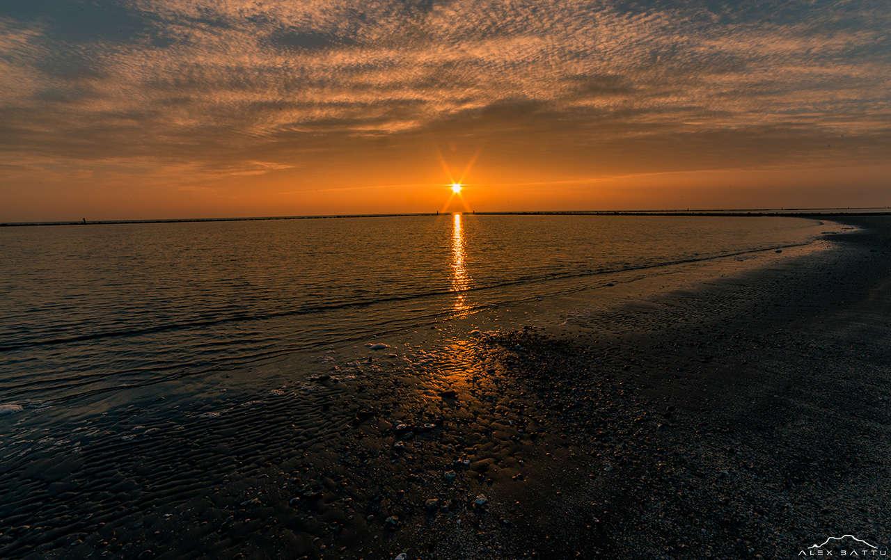 Sunset in Ravenna