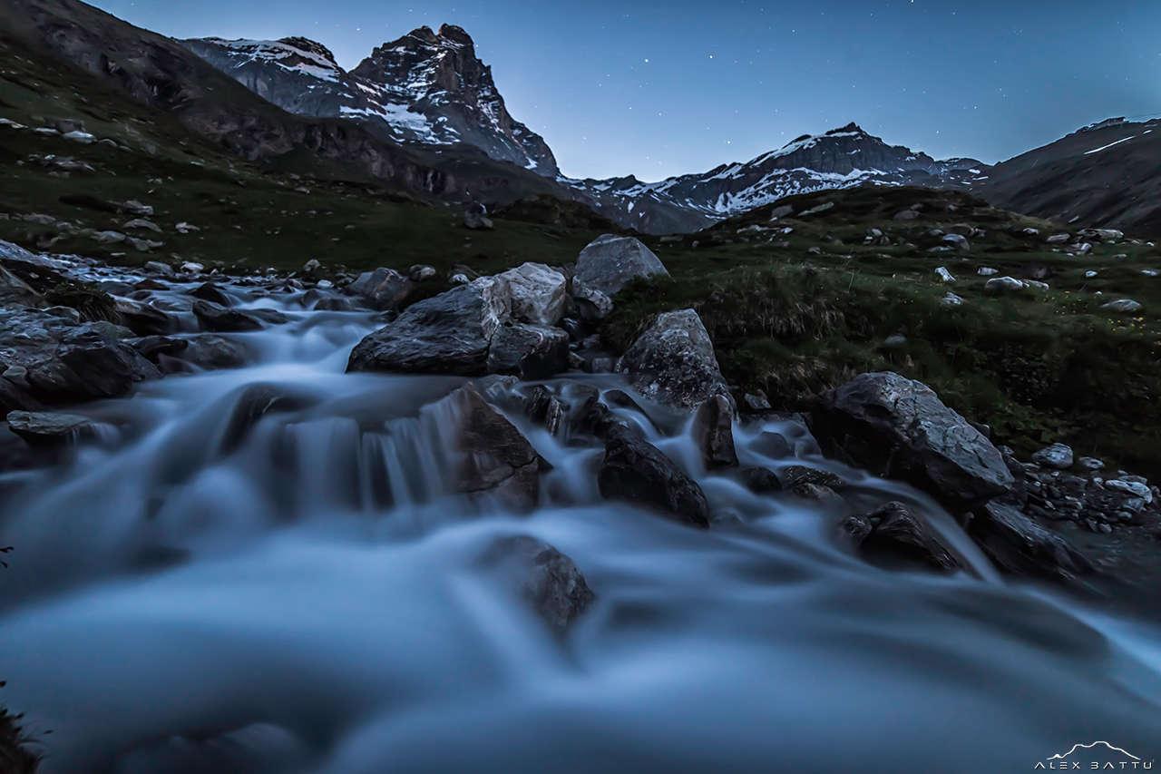 A night with Matterhorn